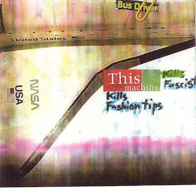 Bus Driver – This Machine Kills Fashion Tips (WEB) (2002) (192 kbps)