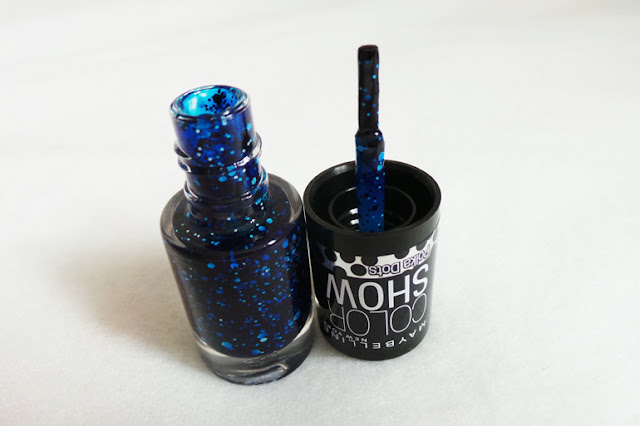 Maybelline Color Show Polkadots Shooting Stars Nail Varnish Review & Swatches
