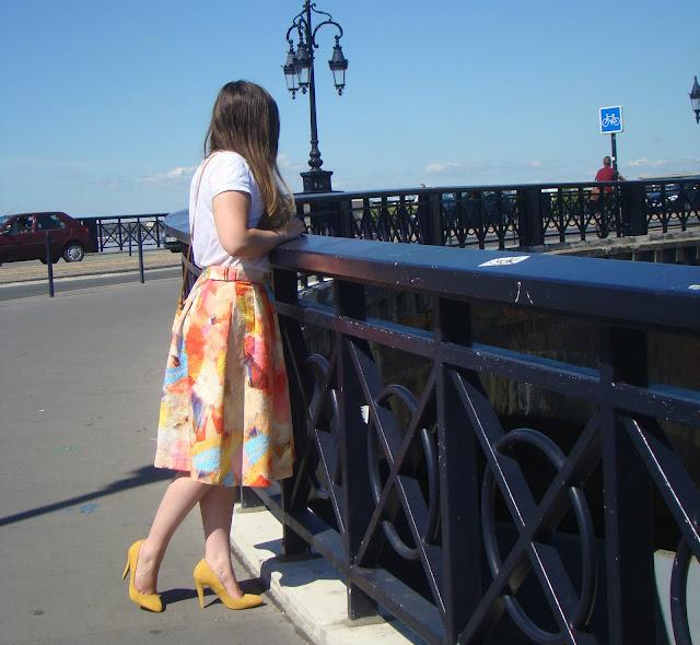 Rendez-vous à midi au Pont de Pierre