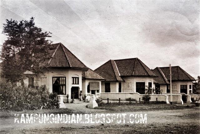 Kampung Indian Bandung Tempo Dulu Sejarah Dago
