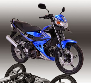 Spesifikasi Kawasaki Athlete