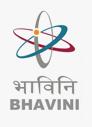 BHAVINI Logo