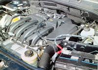 motor Renault Logan Luxe 1.6