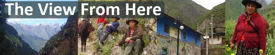CDF Study Tour - Peru