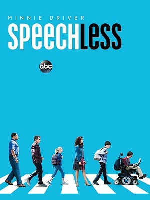 Série Speechless - 1ª Temporada 2017 Torrent