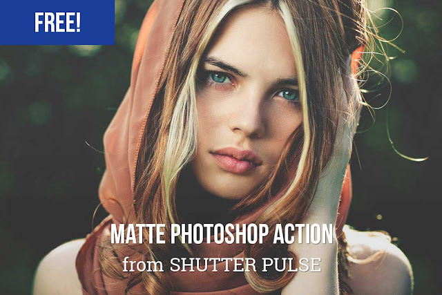 Matte Photoshop Action