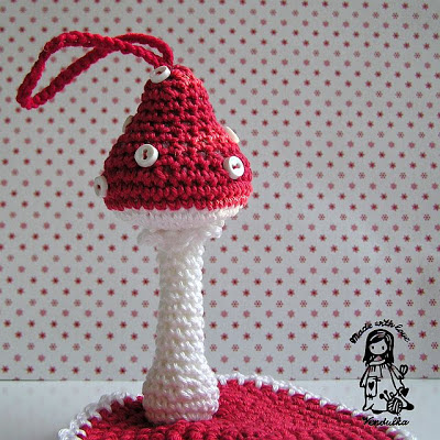 vendula maderska design, Magic with hook and needles, crochet patterns