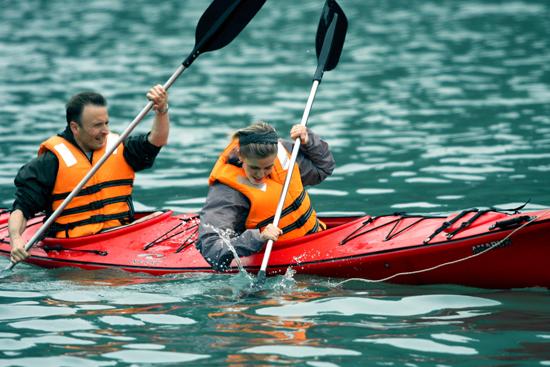 Kayak - Paloma Cruise