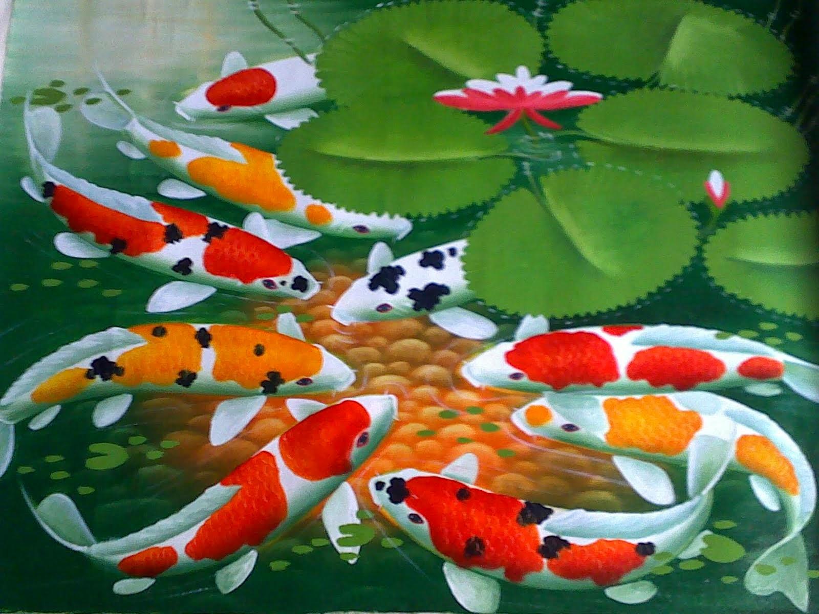 Aneka Macam Bisnis Rumahan Budidaya Ikan Menjanjikan Modal Kecil