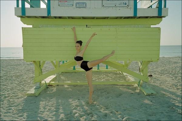 ballerina project Helen - South Beach