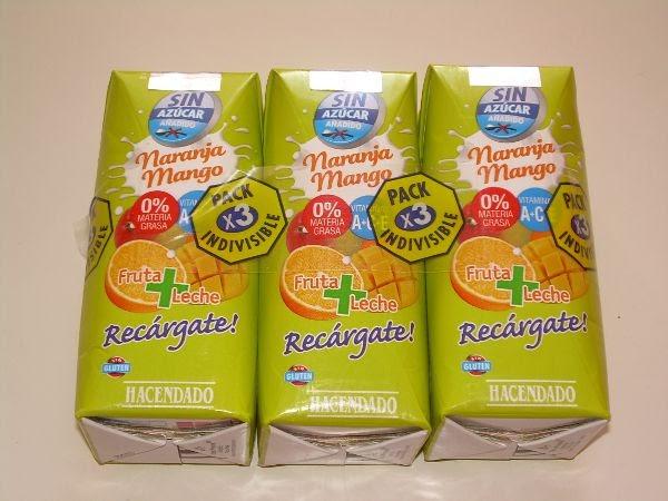 Fruta Mango Nectar Fresh Drink And Foods Llc