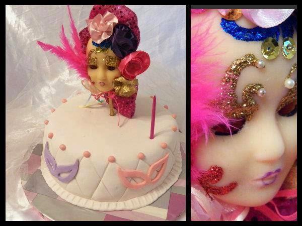 Dora - Tortas decoradas.