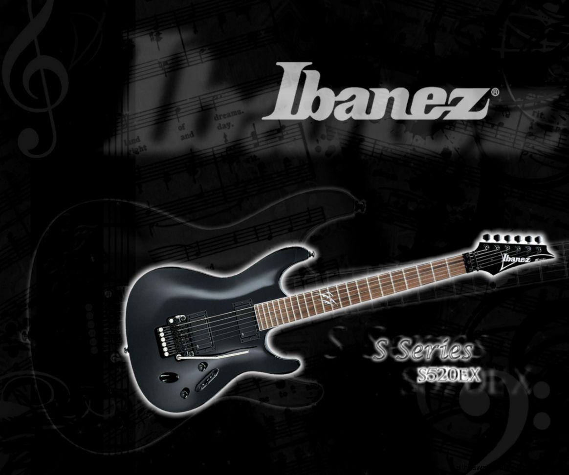 Wallpaper Hd Nature Guitar: Guitar Ibanez Hd Wallpaper