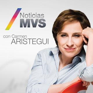 MVS Noticias con Carmen Aristegui