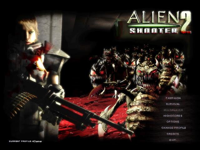 Mã Alien Shooter 1 và Mã Alien Shooter 2 chuẩn nhất