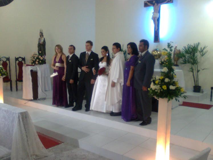 Enlace Matrimonial de Thayná e Thiago