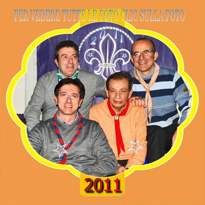 5°INCONTRO DI NATALE 2011 CLUB SCOUT 80S
