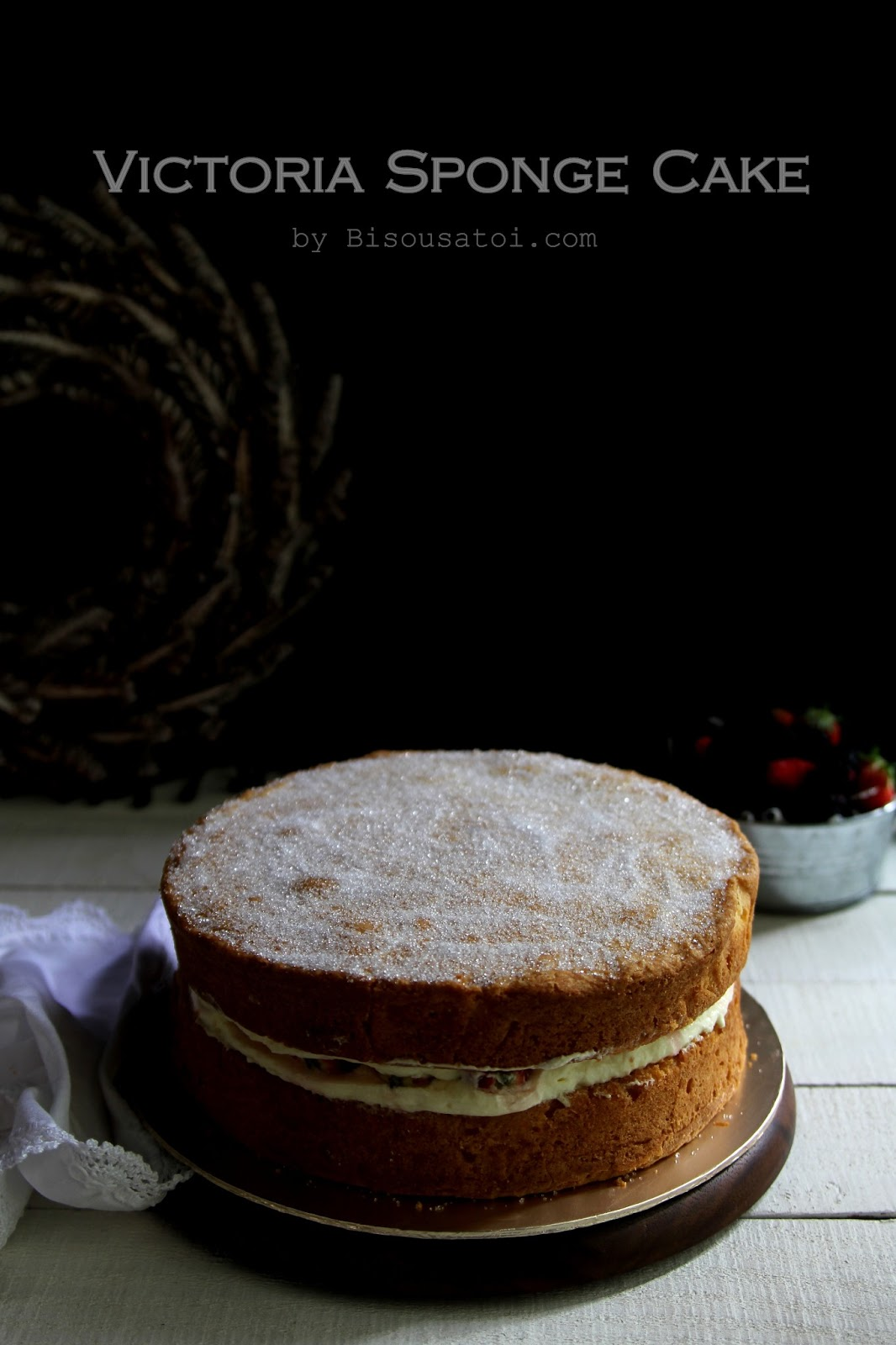 how to make the best victoria sponge cake