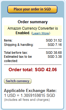 WHEN DOES AMAZON CHARGE MY CREDIT CARD