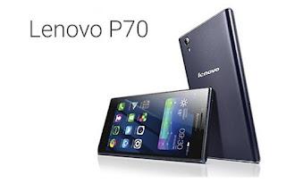 Harga Lenovo P70 Terbaru, Layar 5.0 Inch IPS LCD dan RAM 2 GB
