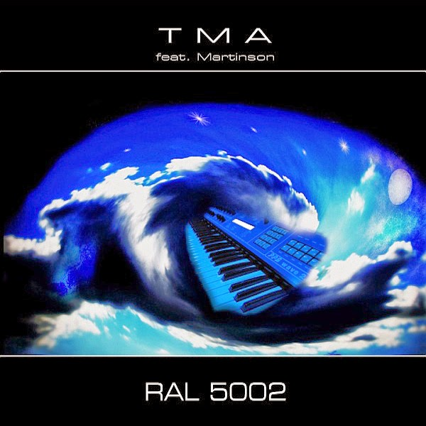 TMA featuring Martinson - RAL 5002 / source : www.syngate.net