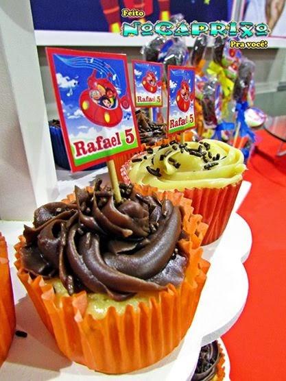 Guloseima: Cupcake Personalizado