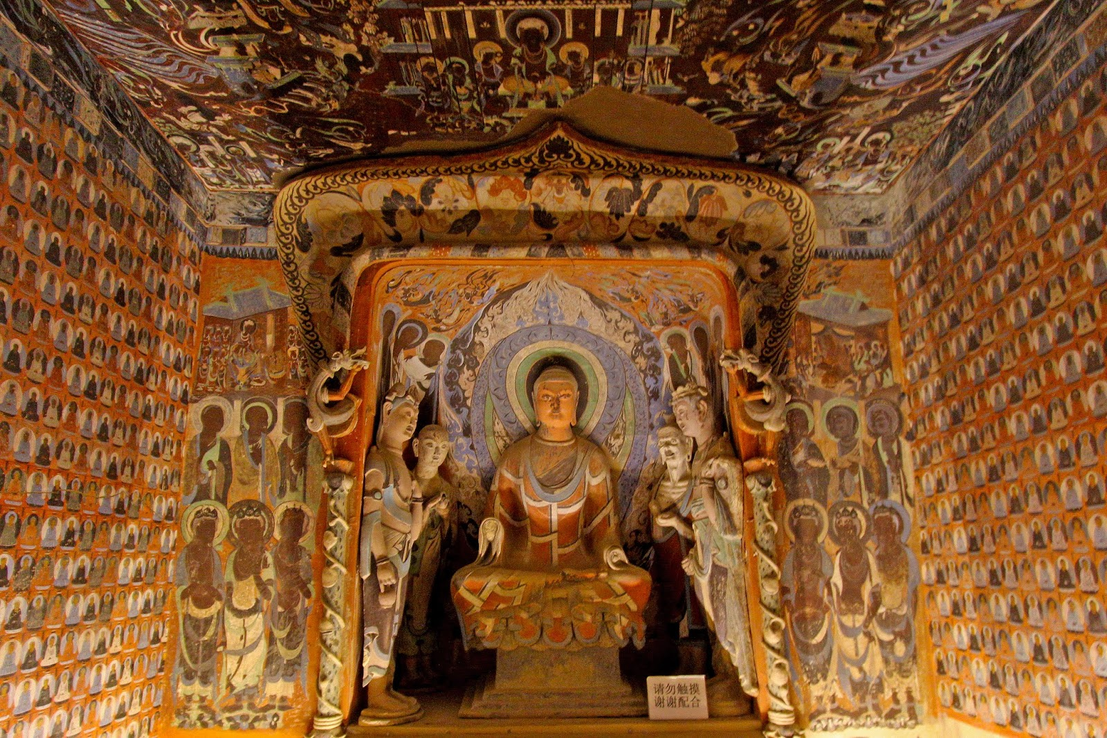 dunhuang buddhist dating site Notes on china's dunhuang caves among them were numerous manuscripts of buddhist scriptures, dating from the fifth to the eleventh this site tenbu (deva.