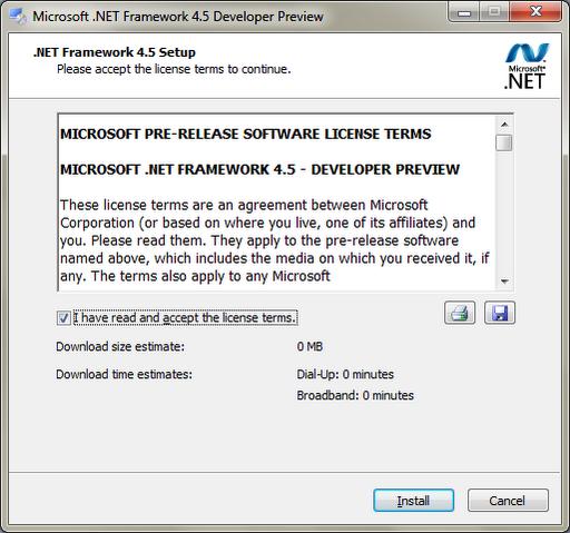 Download Net Framework 4 5 Offline Installer