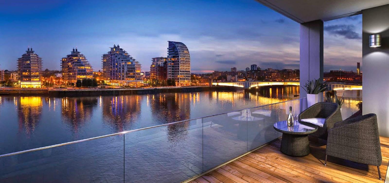 英國倫敦包租買房-富勒姆景觀