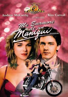 Me Enamoré de un Maniquí / Mannequin Poster