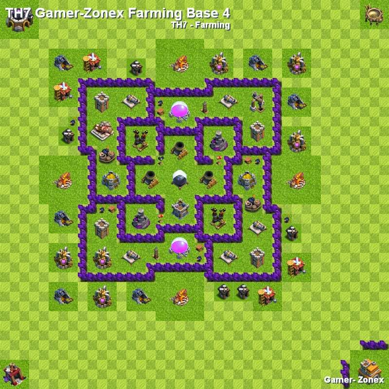 TH7 Gamer-Zonex Farming Base 5
