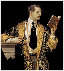 Reading Man (Joseph Christian Leyendecker)