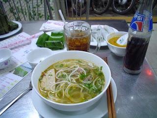 Bun Bo Hue. Vietnam
