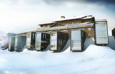 Hotel Igloo Arquitetura