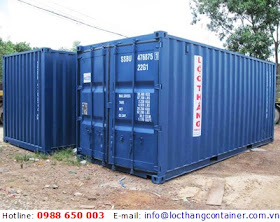 Container Kho 20 Feet GP