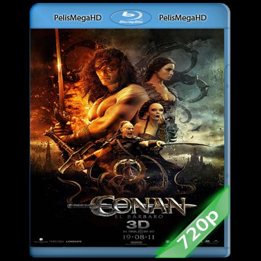 CONAN EL BARBARO (2011) 720P HD MKV ESPAÑOL LATINO