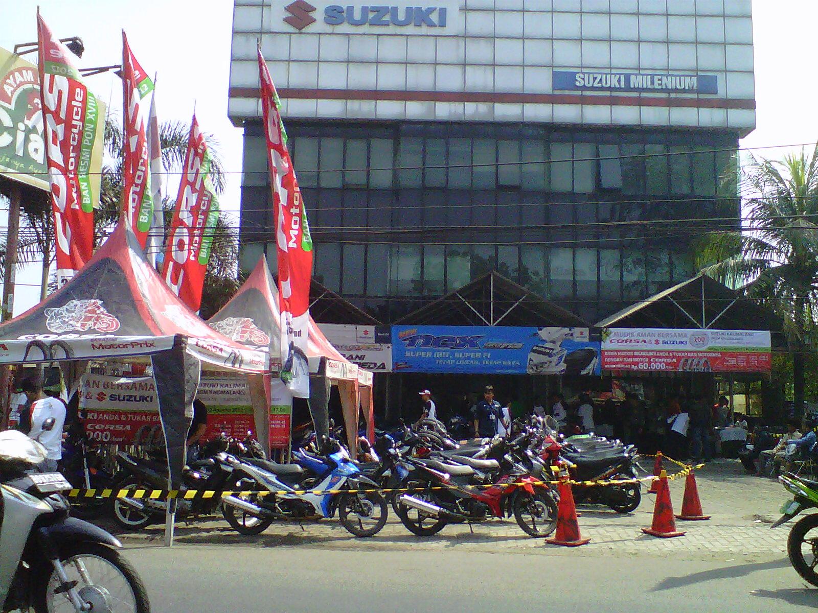 Dealer Motor Suzuki Jakarta Barat