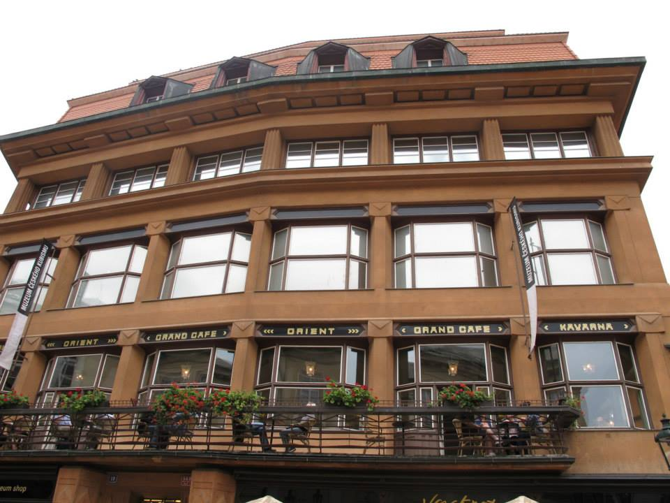Mis ojos viajeros: Visita a Praga (2010)