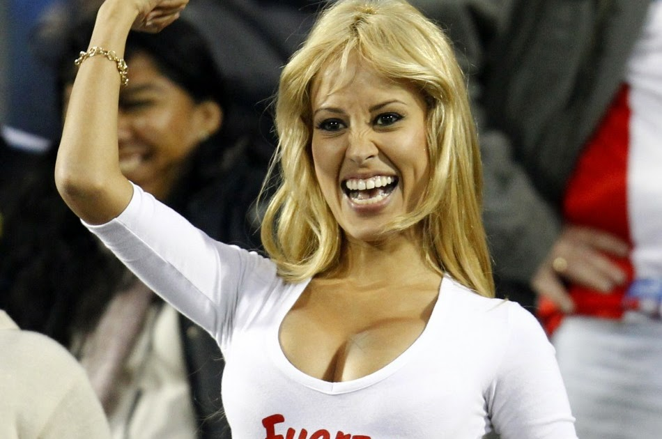 Larissa Riquelme Will Strip Even Though Paraguay Lost
