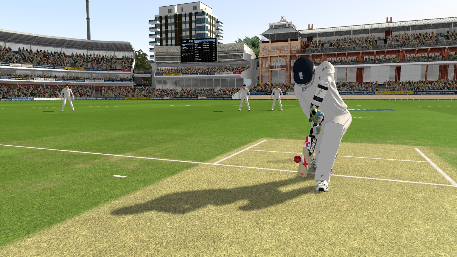 EA Sports Cricket 2013 PC Game Full Version Free Download