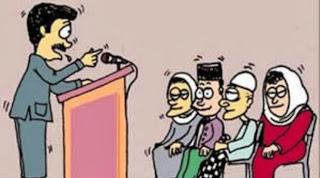 Contoh Naskah Pidato Singkat Bahasa Indonesia