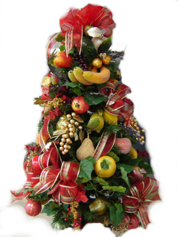 Christmas Tree Decoration Berries : Miguel caribbean christmas