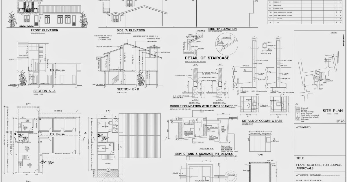 Aoo3d auto cad house drawing free for Autocad house drawings