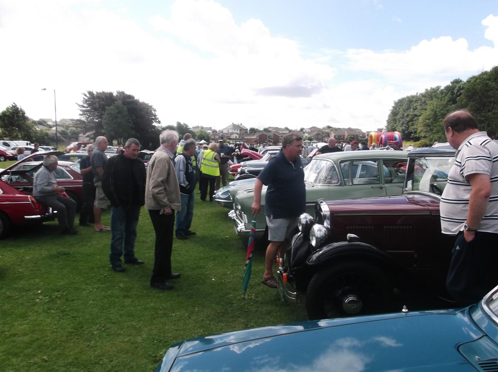 North West Images: Heysham Classic Car & Bike Show: Part 1 of 2