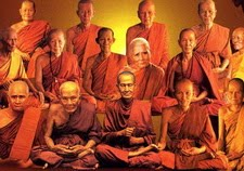 Famous Monk's Biography in Thailand