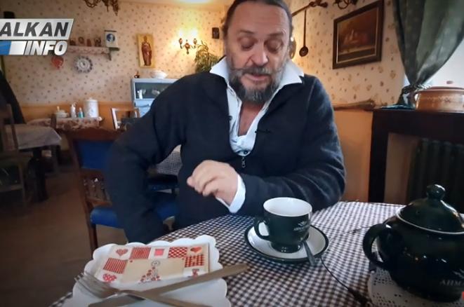 INTERVJU: Radovan Damjanović - Naši akademici umaču keks u čaj i ćute o krađi istorije! (5.12.2020)