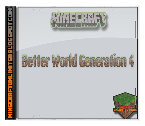 Better World Generation 4 Mod Minecraft