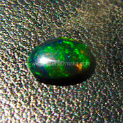 Batu Permata Black Opal Kalimaya - SP706