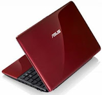 Asus Eee PC 1215P Red