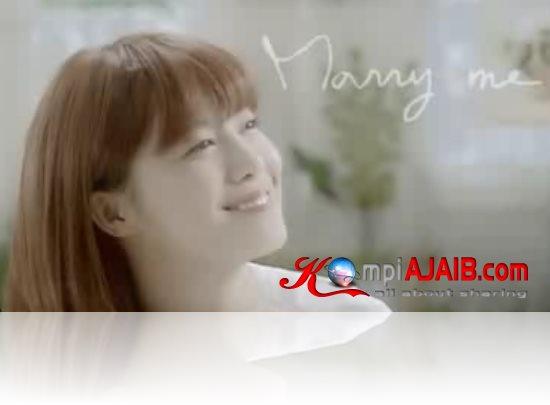 Video KU HYE SUN - Marry Me